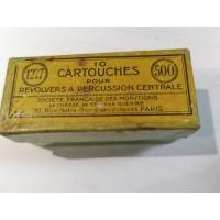 BOITE 10 CARTOUCHES CALIBRE...