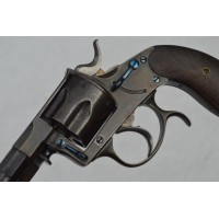 REVOLVER TYPE REICH REVOLVER 83 DOUBLE ACTION Calibre 10,6mm - Belgique XIXé