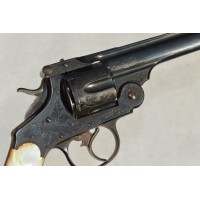 EUSKARD TRADEMARK REVOLVER Smith & Wesson 44 Russian