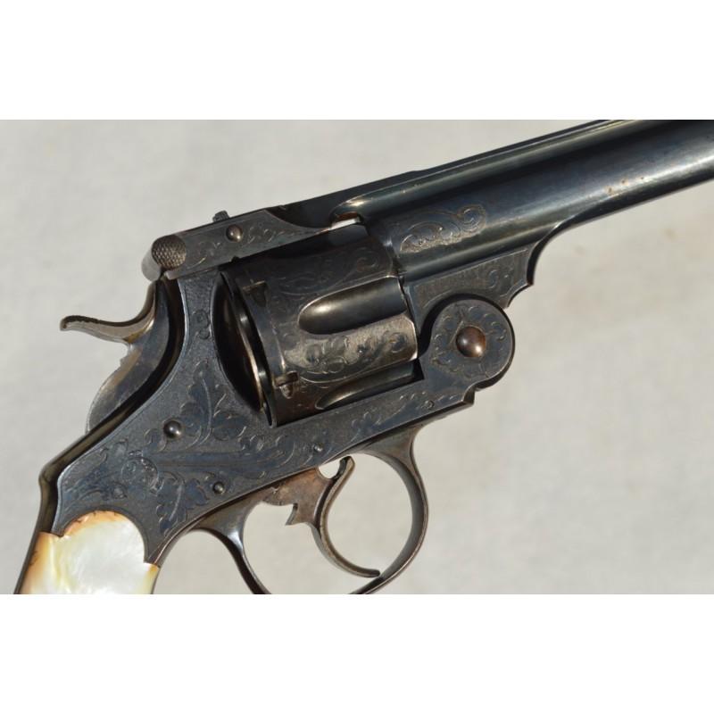 EUSKARD TRADEMARK REVOLVER Smith & Wesson 44 Russian