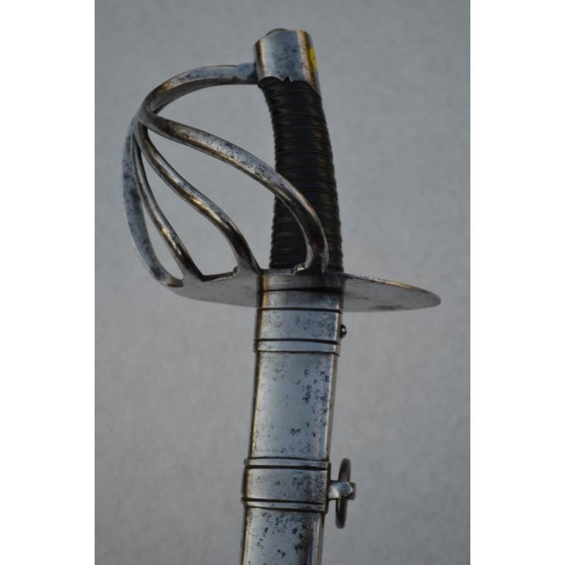 SABRE DE GENDARMERIE D'ARMEE MODELE An IX 1801