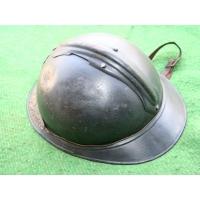 Casque Infanterie Troupe Mdl.15 2e Type - Fr 1er GM