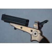 Armes de Poing PISTOLET SHARPS par TIPPING & LAWDEN Calibre 22 short - GB XIXè {PRODUCT_REFERENCE} - 1