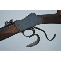 CARABINE FRANCOTTE A LIEGE Syst. Martiny Calibre 22 LR N°8797