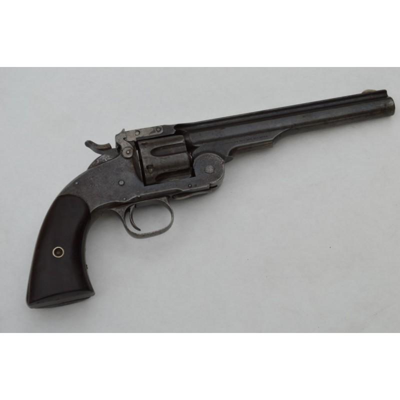 REVOLVER SCHOFIELD 1878 Militaire 7pouces Calibre 45 Smith & Wesson