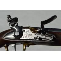 Armes de Poing PISTOLET SILEX CAVALERIE Modèle 1822 TROUPE - France RESTAURATION {PRODUCT_REFERENCE} - 1