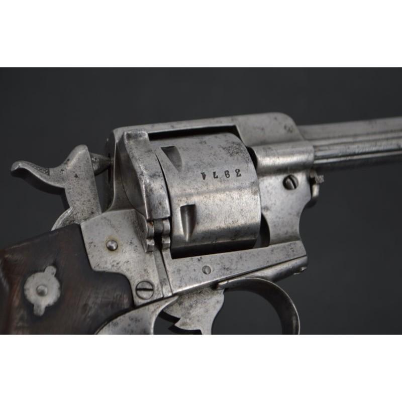 REVOLVER LEFAUCHEUX REGLEMENTAIRE DE MARINE Modèle 1870 Calibre 12 mm CF - France IIIe République