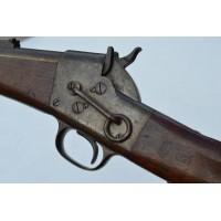 Armes Longues CARABINE DE SELLE REMINGTON ROLLING BLOCK Modèle 1864 Type II SPLIT BREECH Calibre 50 RF - Guerre 1870 - USA & FRA