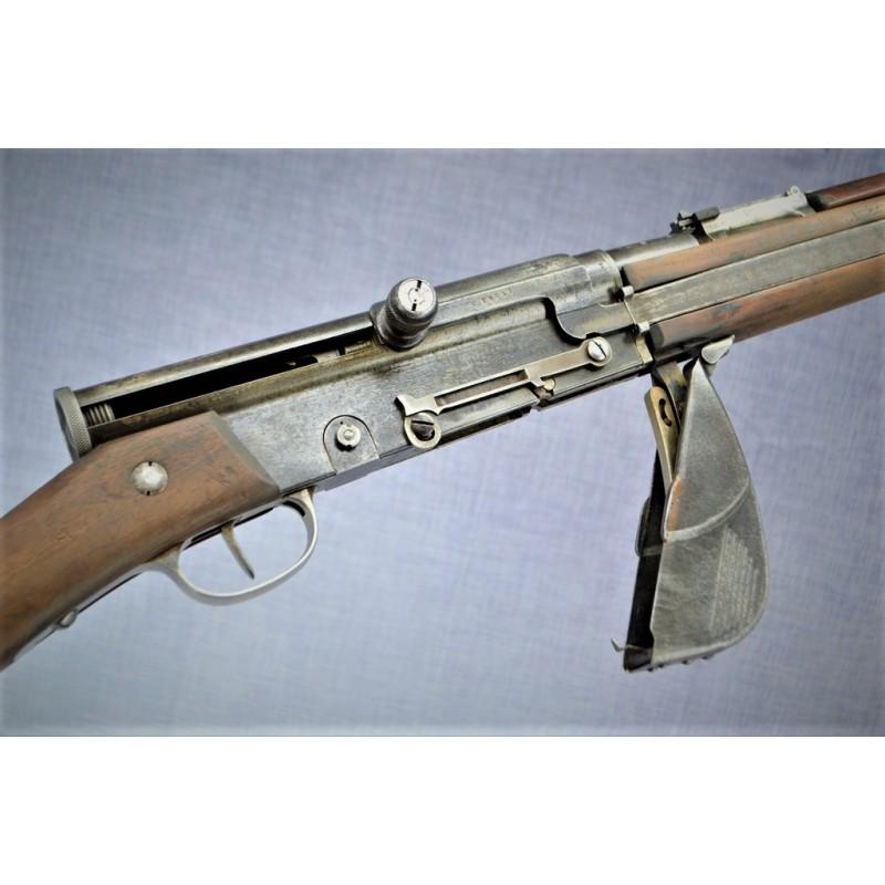FSA17 FUSIL SEMI AUTOMATIQUE Mle 1917 MANUFACTURE DE SAINT ETIENNE Calibre 8x51R - FR 1ère GUERRE