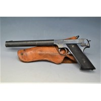 Armes Catégorie B PISTOLET HI-STANDARD HDM OSS 1944 CALIBRE 22LR 250 Exemplaires - USA 2nd guerre mondiale {PRODUCT_REFERENCE