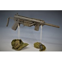 PM GREASE GUN   OSS 1944...