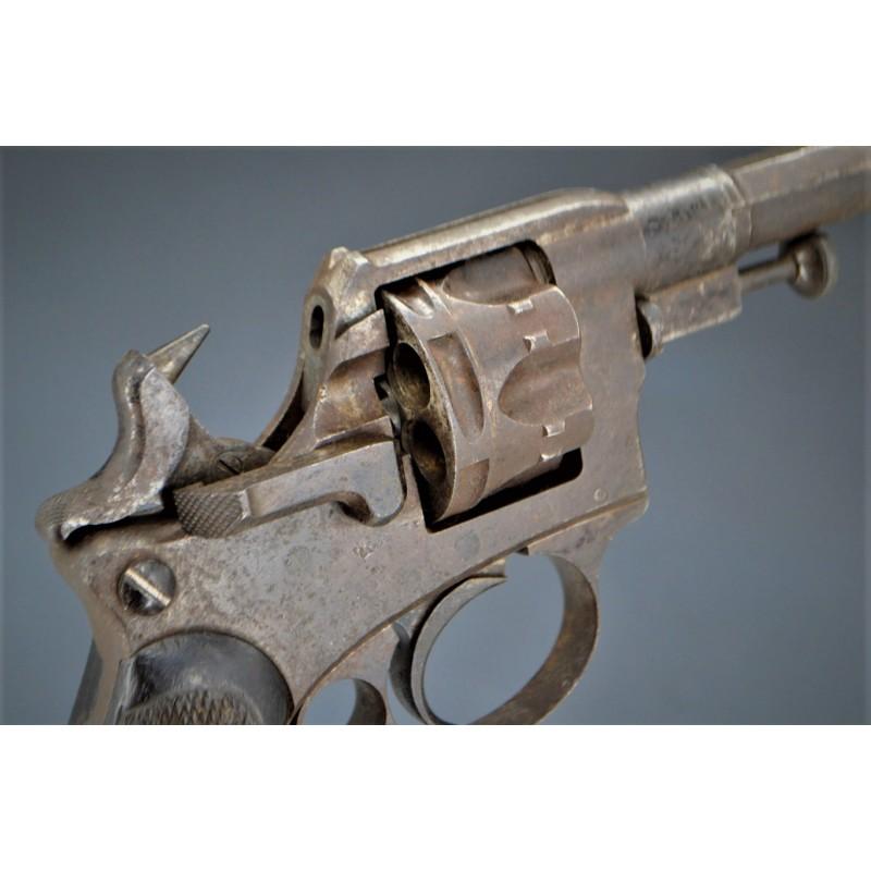 REVOLVER ESSAI PROTOTYPE MODELE 1885 Calibre 11mm 1873