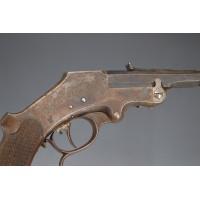 PISTOLET DE TIR à STECHER de Langenhan Modèle 1893 calibre 22 LR