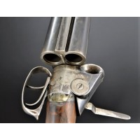 Armes Longues FUSIL CHASSE DARNE Modèle ROTARY breveté en 1881 JUXTAPOSE CALIBRE 12 / 67 - FRANCE XIXè {PRODUCT_REFERENCE} - 3
