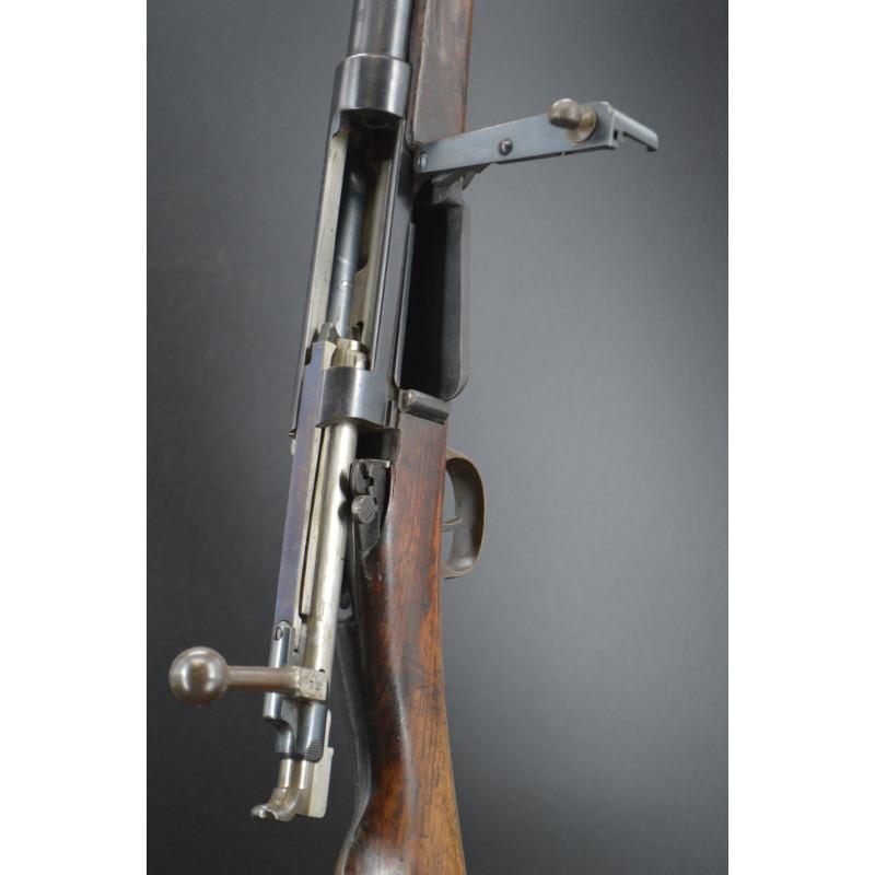 KRAG JORGENSEN FUSIL Militaire DANOIS modèle 1889 de 1921 Calibre 8 x 58R