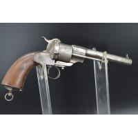 REVOLVER LEFAUCHEUX Modèle 1854 Civil Calibre 12mm