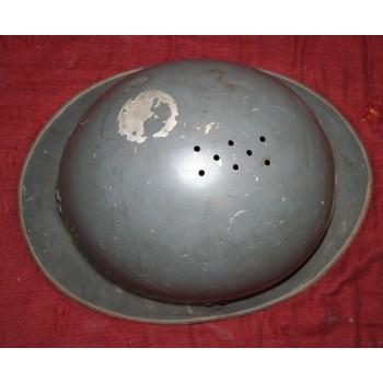 Rare casque Adrian d essai Mle C réalisé en 1917 – Fr 1er GM