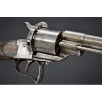 Armes Longues CARABINE REVOLVER LEFAUCHEUX modèle 1858 à BROCHE Calibre 12mm - France XIXè {PRODUCT_REFERENCE} - 10