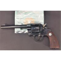 Armes de Poing REVOLVER COLT modèle 1895 US ARMY 1903 Calibre 38 Long Colt - USA XIXè {PRODUCT_REFERENCE} - 1