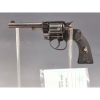 Armes de Poing COLT NEW POLICE 1898 REVOLVER 4 POUCES 1888 Calibre 32 Smith & Wesson long - USA XIXè {PRODUCT_REFERENCE} - 1