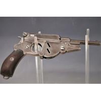 Armes de Poing PISTOLET BERGMANN N°3 modèle 1896 calibre 6.5mm Bergmann - Allemagne XIXè {PRODUCT_REFERENCE} - 1
