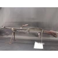 Armes Catégorie C FM WW2 BREN MK2 ENGLIS 1943 en Répétition Manuelle 10 coups +1 C1b BREN MARK II - Royaume Uni seconde Guerre {