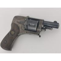 Armes de Poing REVOLVER RUBY HAMMERLESS BULLDOG Calibre 7.65 ELG - Belgique XIXè {PRODUCT_REFERENCE} - 2