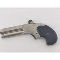 Armes de Poing PISTOLET REMINGTON RIDER Calibre 32 rf court Modèle 1871à à magasin tubulaire - USA XIXè {PRODUCT_REFERENCE} - 1