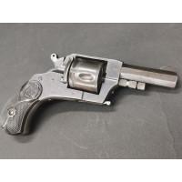 Handguns REVOVLER BULLDOG ALLEMAND DOPP BEWEGUNG Calibre 320 - Allemagne XIXè {PRODUCT_REFERENCE} - 4
