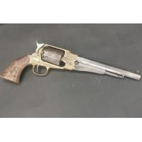 Armes de Poing REVOLVER REMINGTON 1858 RICHLAND ARMS CO Calibre 44 à percussion - Italie XXè {PRODUCT_REFERENCE} - 1