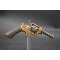 Armes de Poing REVOLVER TRANTER SA DA Calibre 22 short - GB XIXè {PRODUCT_REFERENCE} - 1