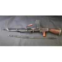Armes Catégorie C FM BRNO ZB 26 de 1931 Calibre 8x57JS en REPETITION MANUELLE 10 coups+1 VZ 26 - Allemagne seconde Guerre Mondia