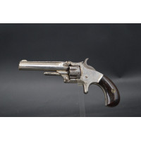 Armes de Poing REVOLVER SMITH ET WESSON N°1 1860 Calibre 22 RF court - USA XIXè {PRODUCT_REFERENCE} - 1