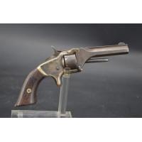 Armes de Poing REVOLVER SMITH ET WESSON N°1 1860 Calibre 22 RF Court - USA XIXè {PRODUCT_REFERENCE} - 2