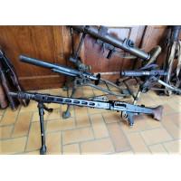 Armes Catégorie C MITRAILLEUSE MG 42 éprouvée à 1 Coups Catégorie C1c MG42 MAUSER WERKE BERLIN WW2 1943 - Allemagne seconde Mond