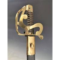 Armes Blanches SABRE DE CALVALERIE ARCO FLEUR DE LYS MODELE 1784 {PRODUCT_REFERENCE} - 4