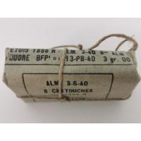 Rechargement & Munitions PAQUET MUNITIONS 8mm LEBEL 1886 modèle 1932 N de 1940 8x51R - FRANCE seconde guerre mondiale {PRODUCT_R
