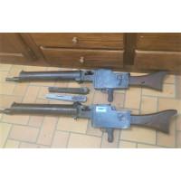 Armes Catégorie C MG 08 /15 MITRAILLEUSE MAXIM WW1 SPANDAU 1918 transformée à 1coups +1 C1c Calibre 8x57JS {PRODUCT_REFERENCE} -