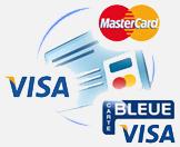 Paiement carte bleu sécurisé